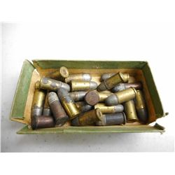 ANTIQUE C.F. & R.F. AMMO
