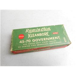 REMINGTON KEALNBORE 45-70 GOVT