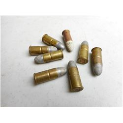 ANTIQUE 44 S&W AMMO