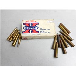 ASSORTED ANTIQUE & SPL CALIBER AMMO
