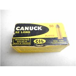 CANUCK 32 LONG AMMO