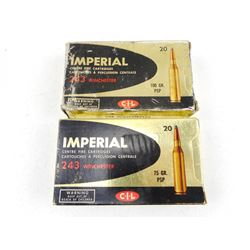 IMPERIAL 243 WIN AMMO