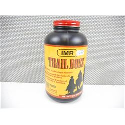 IMR TRAIL BOSS SMOKELESS POWDER
