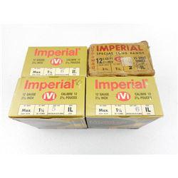 "IMPERIAL 12 GA 2 3/4"" SHOTGUN AMMO"