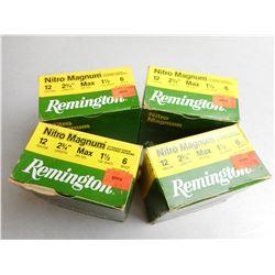 """REMINGTON NITRO MAGNUM 12 GA 2 3/4"""" AMMO"""