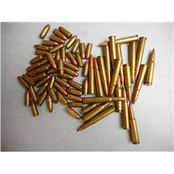 ASSORTED 303 BRITISH & 9MM AMMO