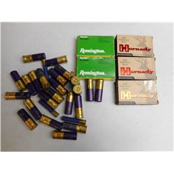 ASSORTED 12 GA & 410 GA SHOTGUN AMMO