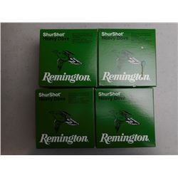 "REMINGTON 12 GA 2 3/4"" SHOTGUN AMMO"