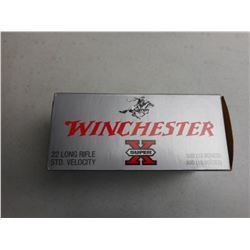 WINCHESTER 22 LR T22 TARGET AMMO