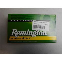 REMINGTON 375 H&H MAG AMMO