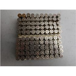 ASSORTED 38 SPL/+P AMMO/RELOADS