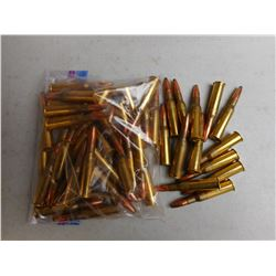 ASSORTED 7.62 X 54 R AMMO