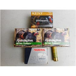 ASSORTED 12 GA & 20 GA AMMO