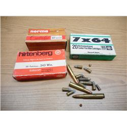 ASSORTED AMMO LOT