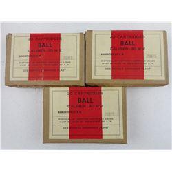 DES MOINES CAL. .30 M2 BALL