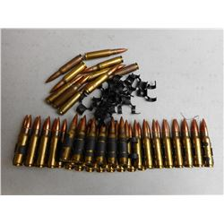 7.62 (308) AMMO ON AMMO LINKS
