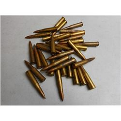 ASSORTED WWII ERA 8 X 56 R AMMO