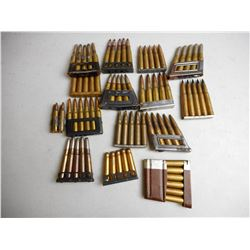 ASSORTED COLLECTORS MILITARY AMMO
