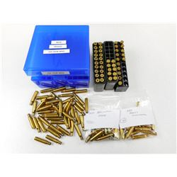 ASSORTED 222 BRASS