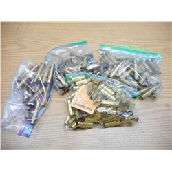 ASSORTED 38-40 & 303 BRITISH BRASS