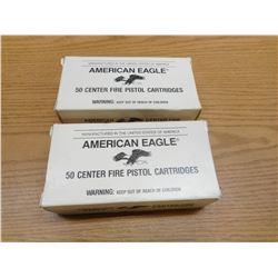 AMERICAN EAGLE 44 REM MAG BRASS