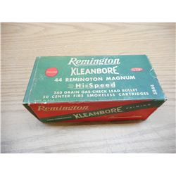REMINGTON 44 REM MAG BRASS
