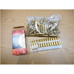 ASSORTED 7MM REM MAG BRASS