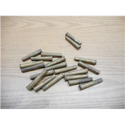 ASSORTED 32-40 BRASS