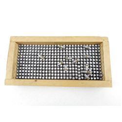 .357 DIAMETER BULLETS