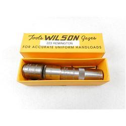 WILSON SEATER DIE