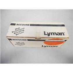 LYMAN ACCUTRIMMER