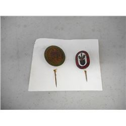GERMAN WWII LAPEL PINS