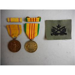 U.S.A. WWII MEDALS & RIBBONS