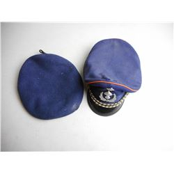 OFFICER'S HAT & BERET