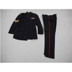 OFFICER'S R.C.E.M.E. UNIFORM