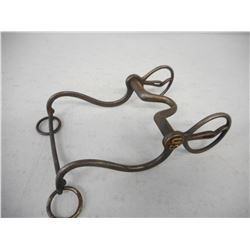 US CAVALRY SHOEMAKER HORSE BIT