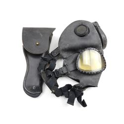 U.S. HOLSTER & GAS MASK