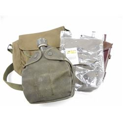 POUCHES, HOLSTER, & CANTEEN