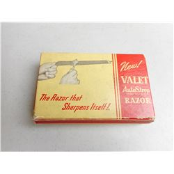 VALET AUTOSTROP RAZOR WITH BOX