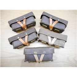 RUSSIAN SKS DOUBLE AMMO POUCH