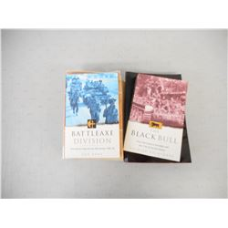 ASSORTED BOOKS/NOVELS ON WWII