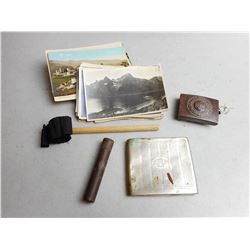 ASSORTED WWII PIECES