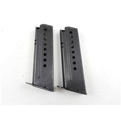9MM LUGER MAGAZINES