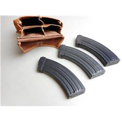 CZ MAGAZINES & MAG POUCH