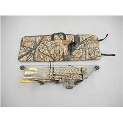 PSC PROSHOP SERIES COMPOUND BOW WITH SOFT CASE