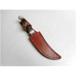 FIXED BLADE KNIFE WITH SHEATH