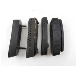 MIXED RECOIL PADS