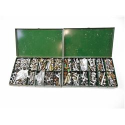 ASSORTED NUTS BOLTS & SCREWS