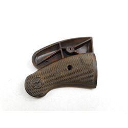 COLT HARD RUBBER CHECKERED GRIPS