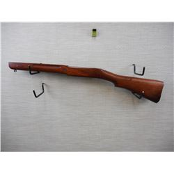 WOODEN GUN STOCK
